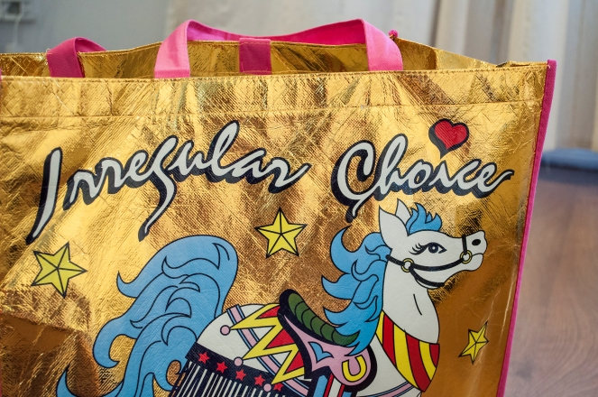 Irregular Choice Tote Bag